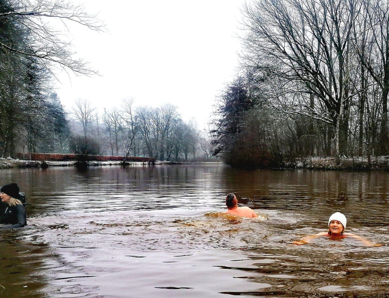 effect van ijszwemmen op impulscontrole
